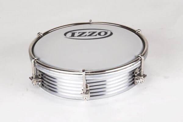 Tamborim 6'' - Aluminium Izzo A321810