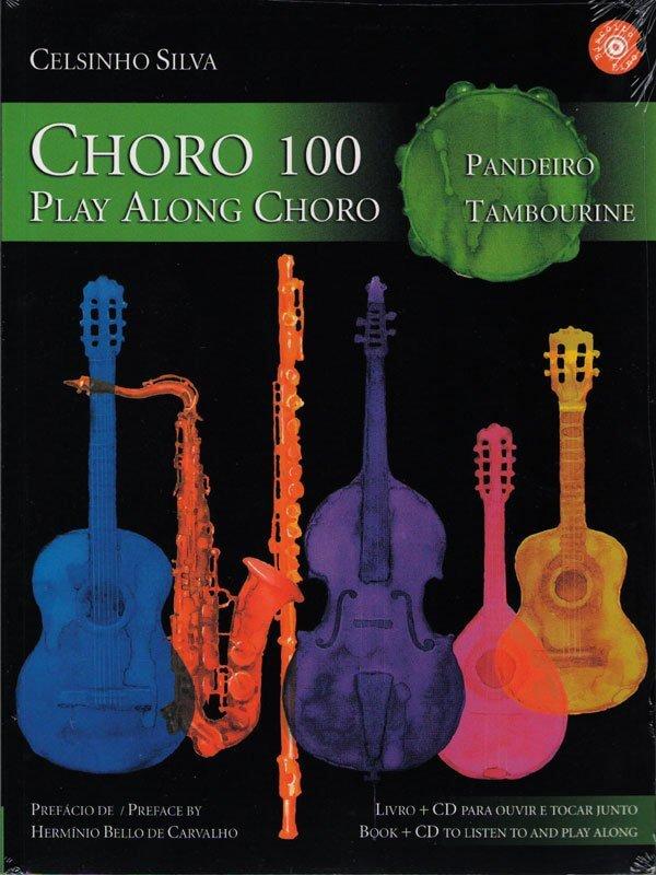 Biscoito Fino   Play Along Choro - Pandeiro A871120