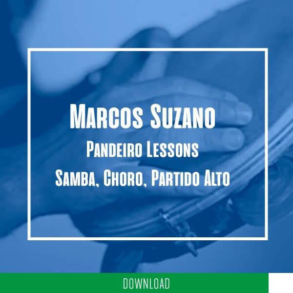Marcos Suzano - Samba, Choro, Partido Alto KALANGO A5272DE