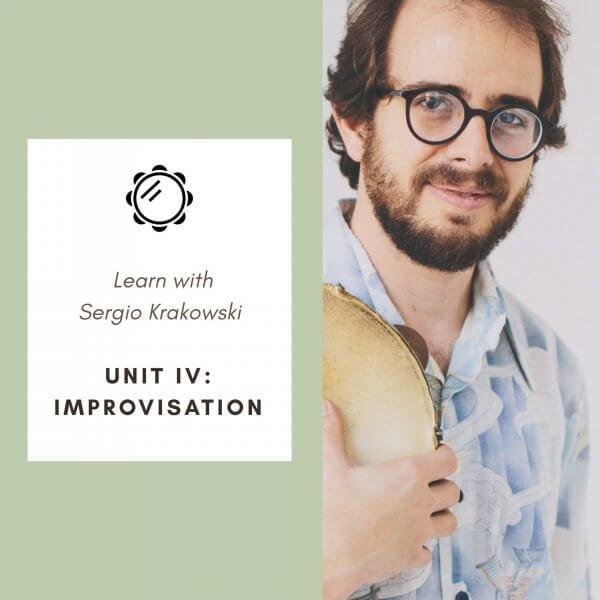 onlinepandeiro UNIT IV - Improvise Sergio Krakowski A810240