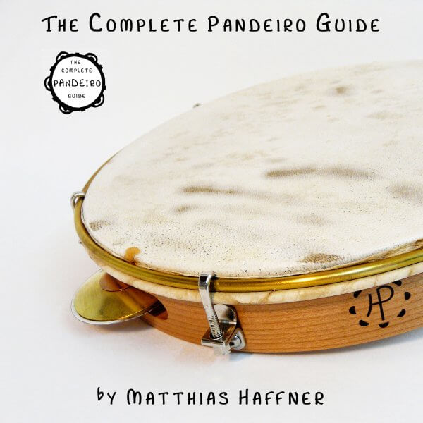 The Complete Pandeiro Guide Tutorial 1 + 2 DOWNLOAD HP Percussion A674110