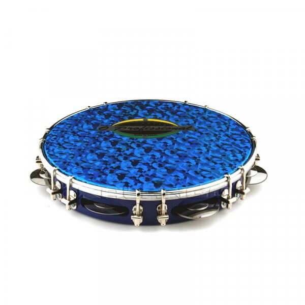 """Panderio 10"""" - blue O Profissional A413011"""