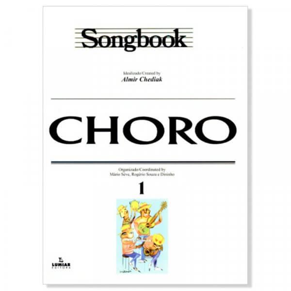 Songbook Choro, Vol 1 I.Vitale A871816