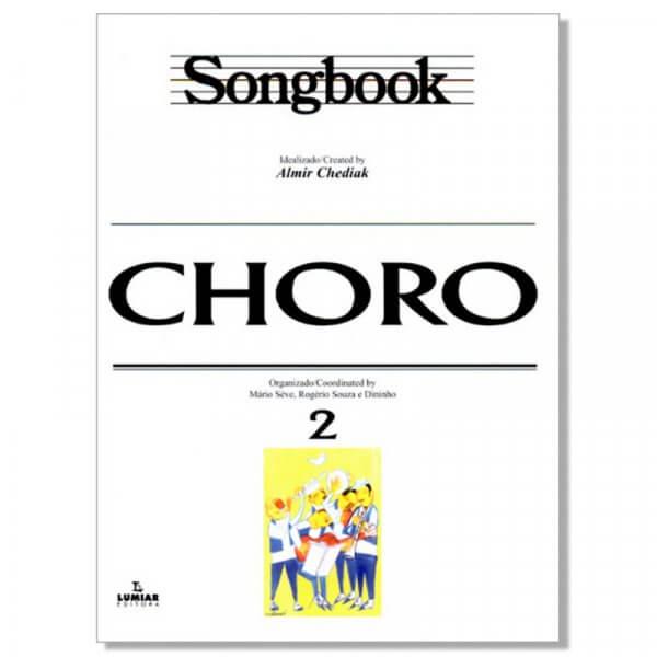 Songbook Choro, Vol 2 I.Vitale A871817