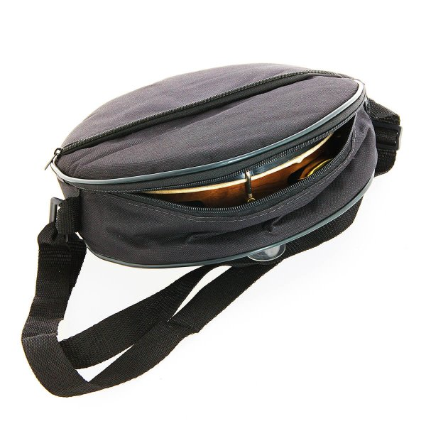 Pandeiro 9'' - hide head, with bag Georg Pandeiros A603103