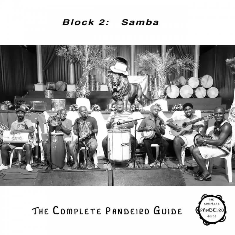 HP Percussion   Pandeiro Guide Samba A674101