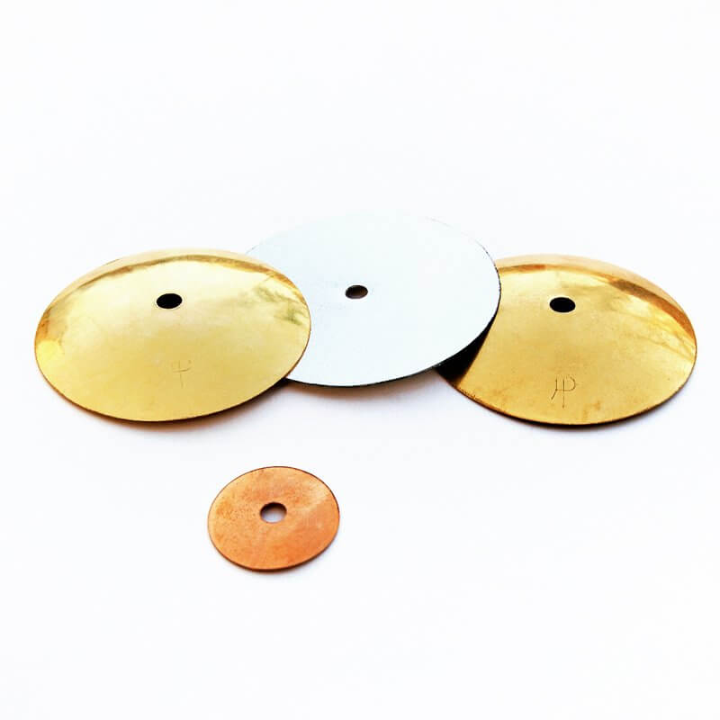 HP Percussion   Jingles pair - B-series Classic Brass A671032