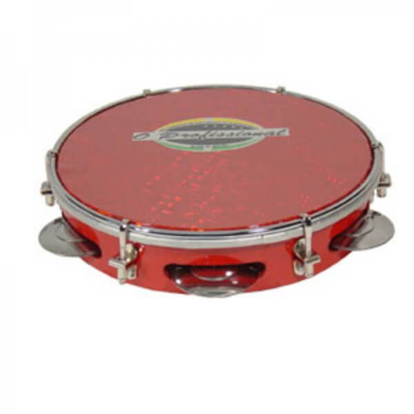 "B-STOCK Panderio 8"" - red, B-stock O Profissional A413010"
