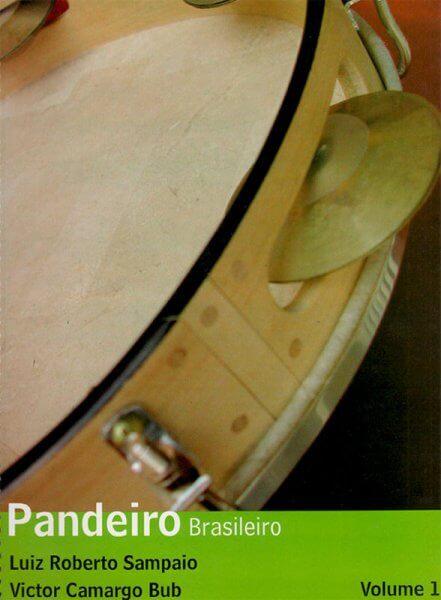 Pandeiro Brasileiro Vol. 1 Bernuncia A871030