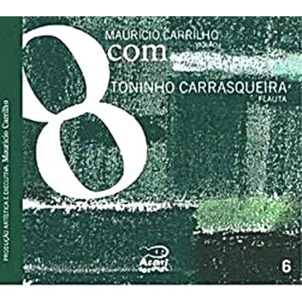 Mauricio Carrilho com Toninho Carrasqueira KALANGO A872104