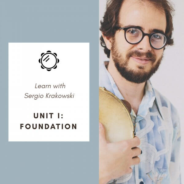 onlinepandeiro UNIT I - Foundation Sergio Krakowski A810210