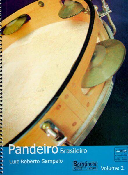 Pandeiro Brasileiro Vol. 2 Bernuncia A871040