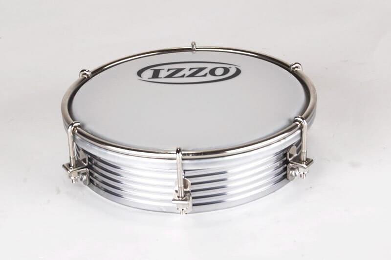 Izzo   Tamborim 6'' - Aluminium A321810