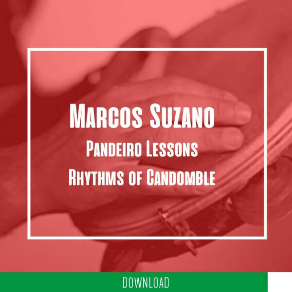 Marcos Suzano - rhythms of the Candomble KALANGO A5274DE