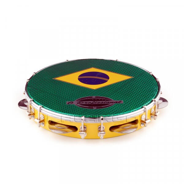 "Pandeiro 10"" - Brazil O Profissional A413013"