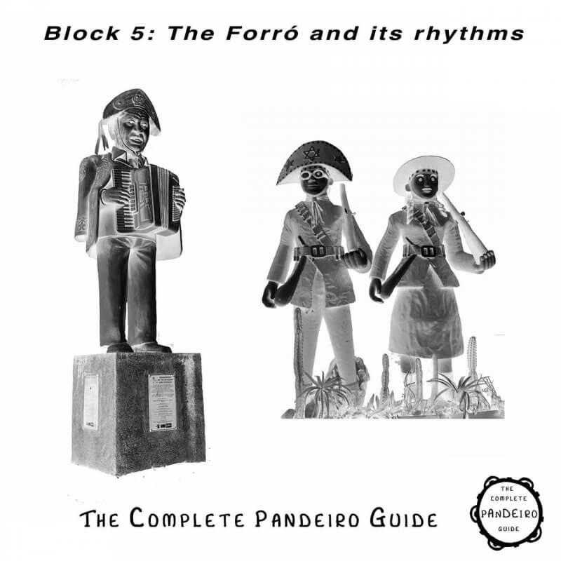 HP Percussion   Pandeiro Guide - The Forró and its rhythms A674105