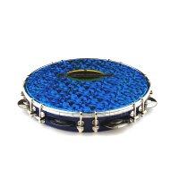 """Panderio 10"""" - blue"""