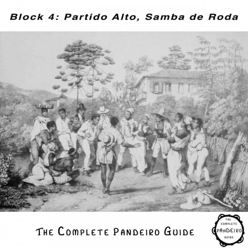 HP Percussion   Pandeiro Guide - Partido Alto Samba de Roda A674104