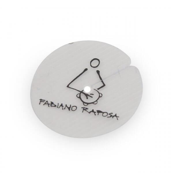 Muffling interleaf for pandeiro jingles Fabiano Raposa A621010