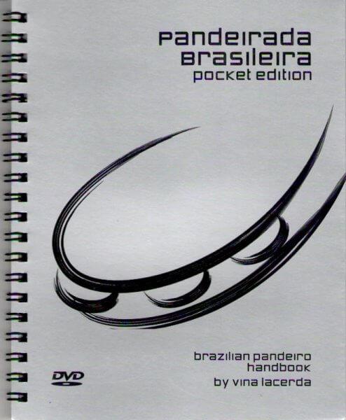 Pandeirada Brasileira - pocket edición con DVD Vina Lacerda A872010