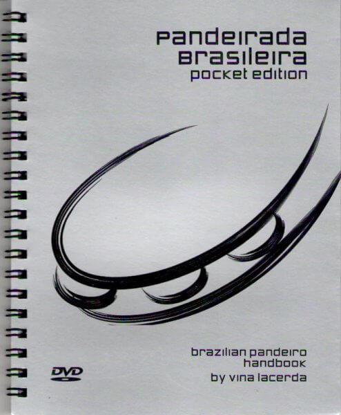 Pandeirada Brasileira - Pocket Edition with DVD Vina Lacerda A872010