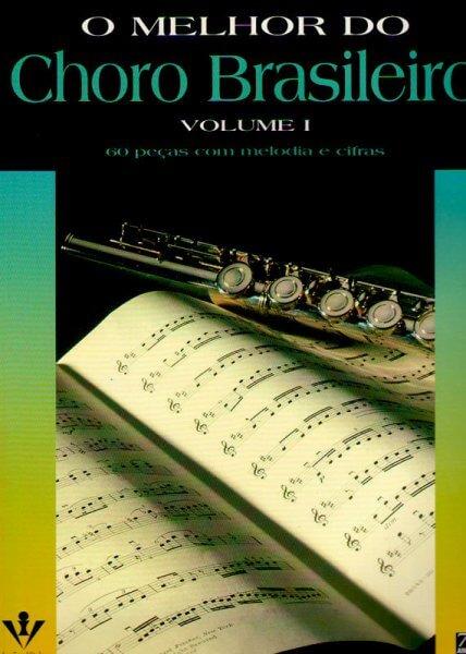 O Melhor do Choro Brasileiro Vol. 1 I.Vitale A871410