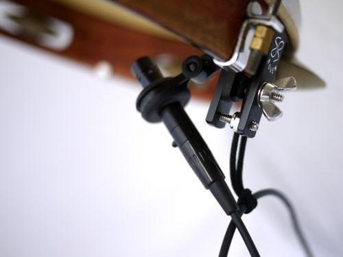 Bowen Audio   Ultralite Pandeiro Microphone A602400