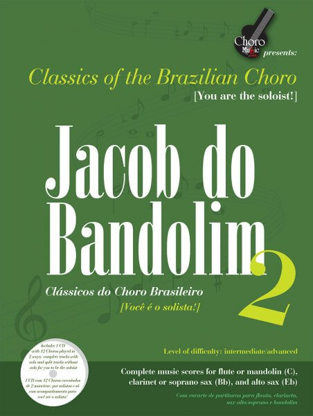 Jacob do Bandolim 2 ChoroMusic A871826