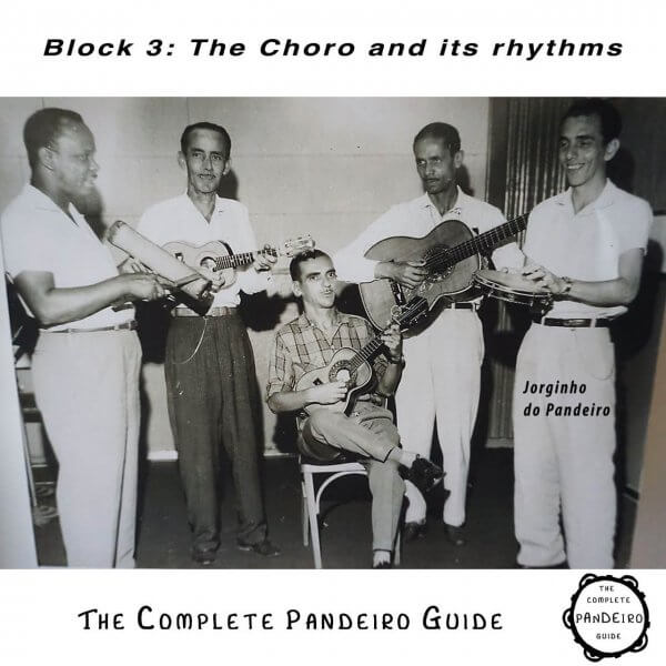 Pandeiro Guide - The Choro and its rhythms HP Percussion A674102